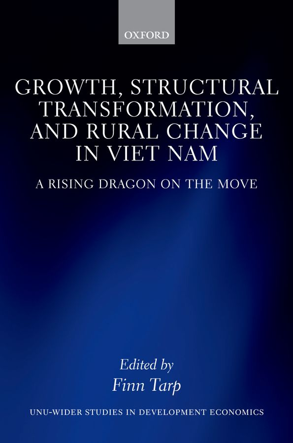 Growth, Structural Transformation, and Rural Change in Viet Nam mcfadden structural analysis of discrete data w ith econometric applications
