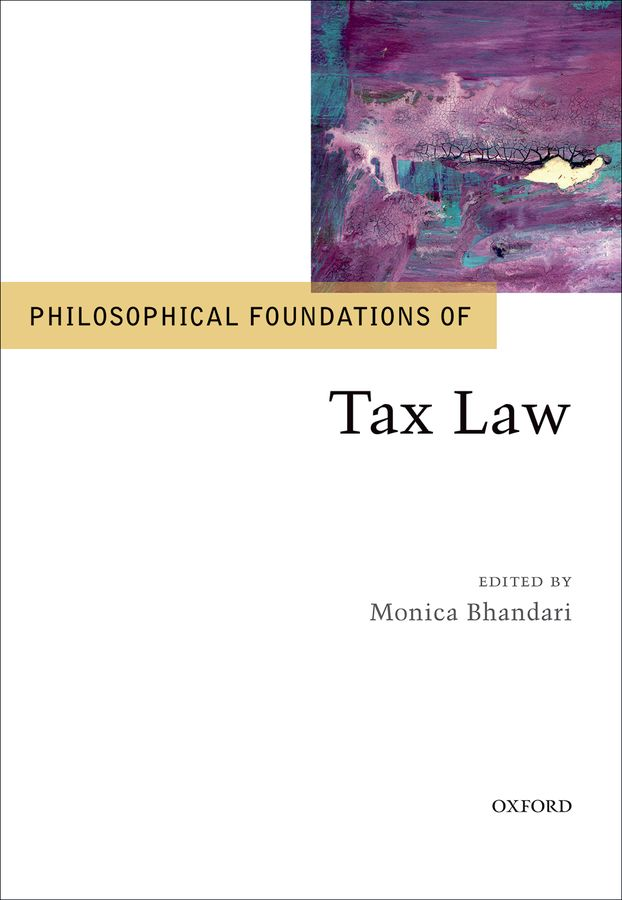 Philosophical Foundations of Tax Law foundations of systems biology