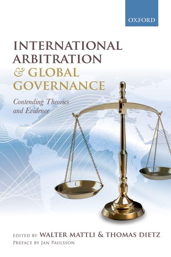 International Arbitration and Global Governance mastering english through global debate