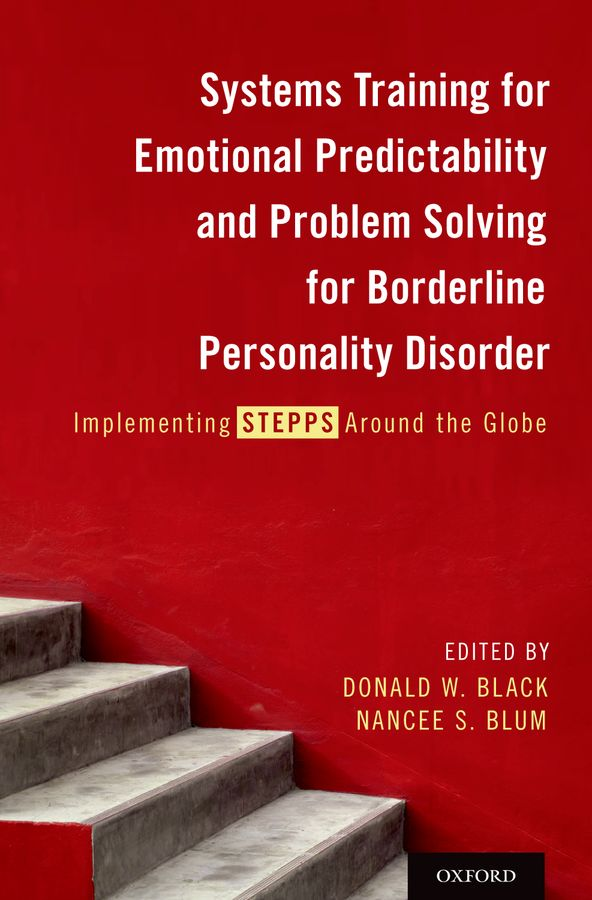 Systems Training for Emotional Predictability and Problem Solving for Borderline Personality Disorder problem solving and legitimacy