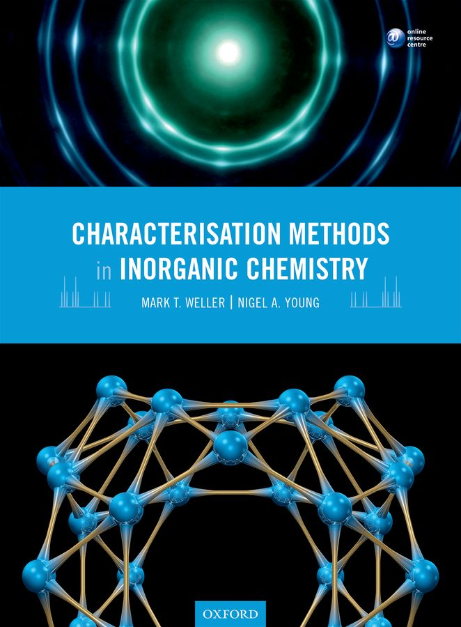 Characterisation Methods in Inorganic Chemistry christian analytical chemistry 3ed