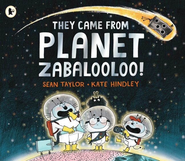 They Came from Planet Zabalooloo! the comedy of errors