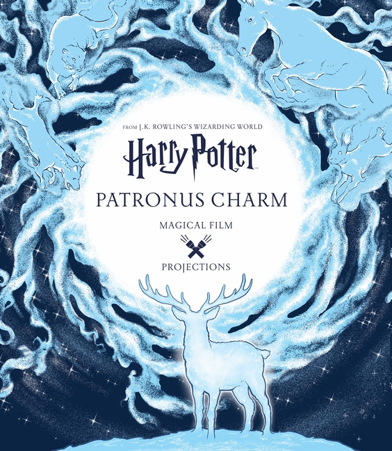 Harry Potter: Magical Film Projections: Patronus Charm home on the range page 1