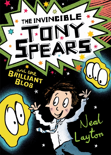 The Invincible Tony Spears and the Brilliant Blob the lonely polygamist – a novel