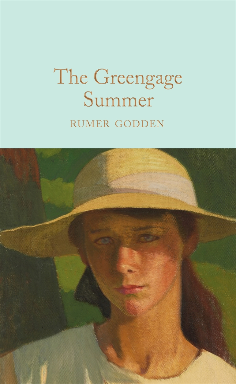 The Greengage Summer riggs r library of souls