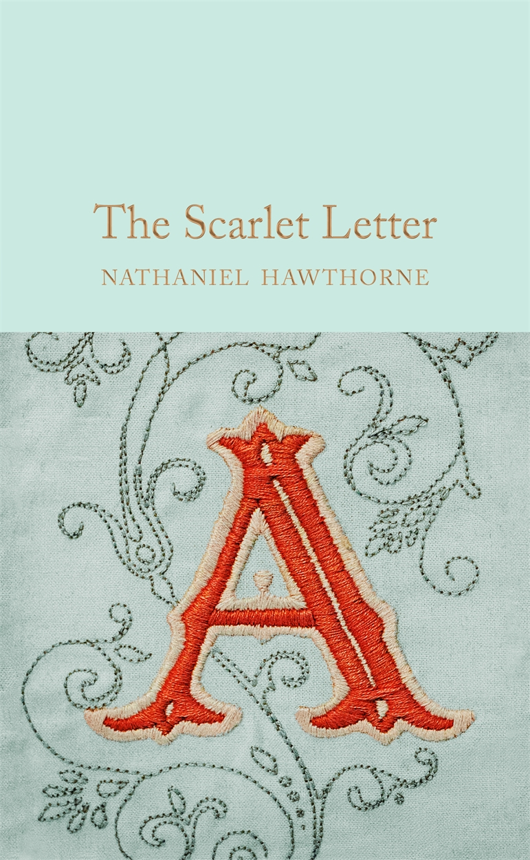 The Scarlet Letter doyle a c study in scarlet