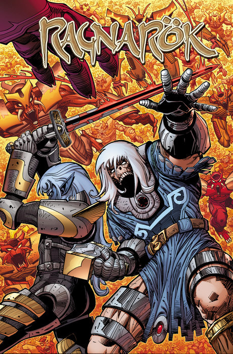 Ragnarok, Vol. 2: The Lord of the Dead thor god of thunder volume 4