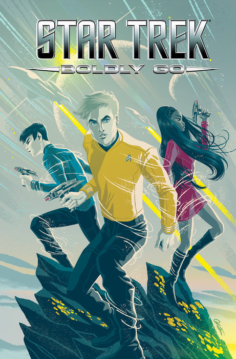 Star Trek: Boldly Go: Volume 1 all new x factor volume 1