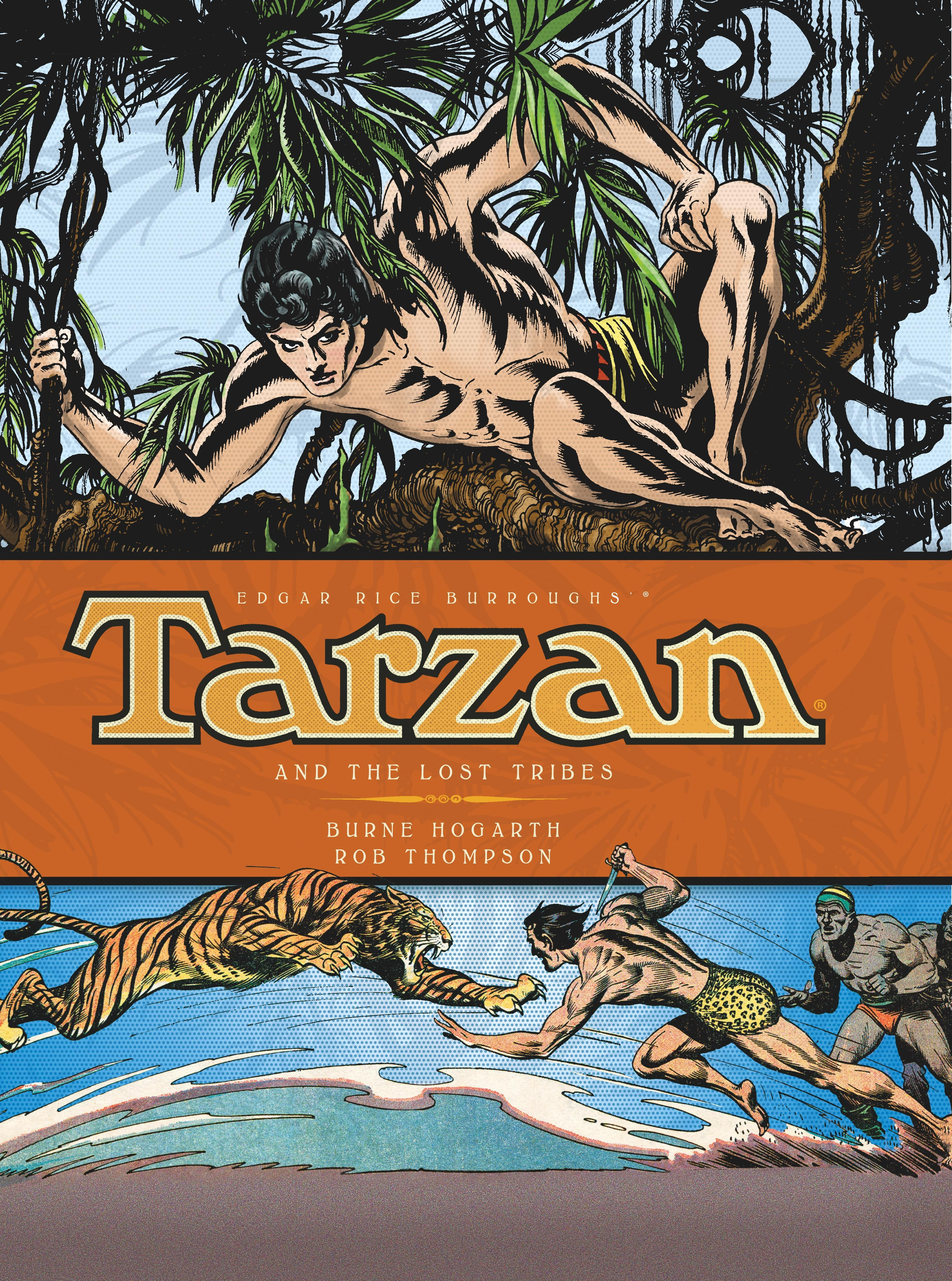 Tarzan - and the Lost Tribes (Vol. 4) crusade vol 3 the master of machines
