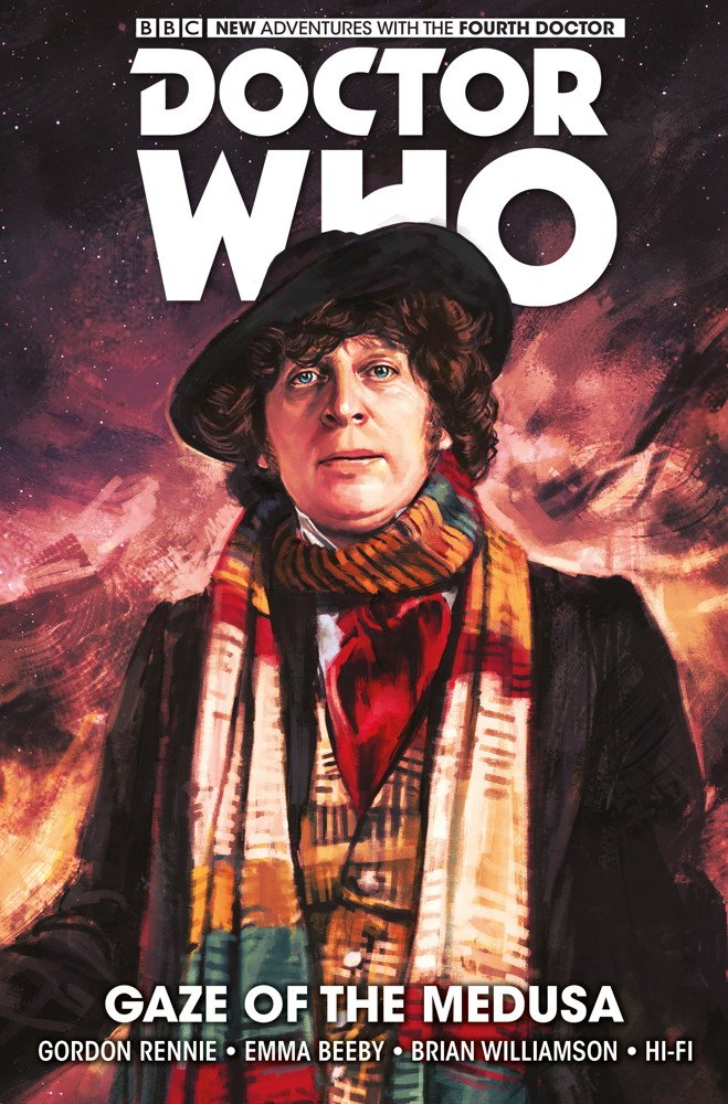 Doctor Who: The Fourth Doctor Volume 1- Gaze of the Medusa karin kukkonen studying comics and graphic novels