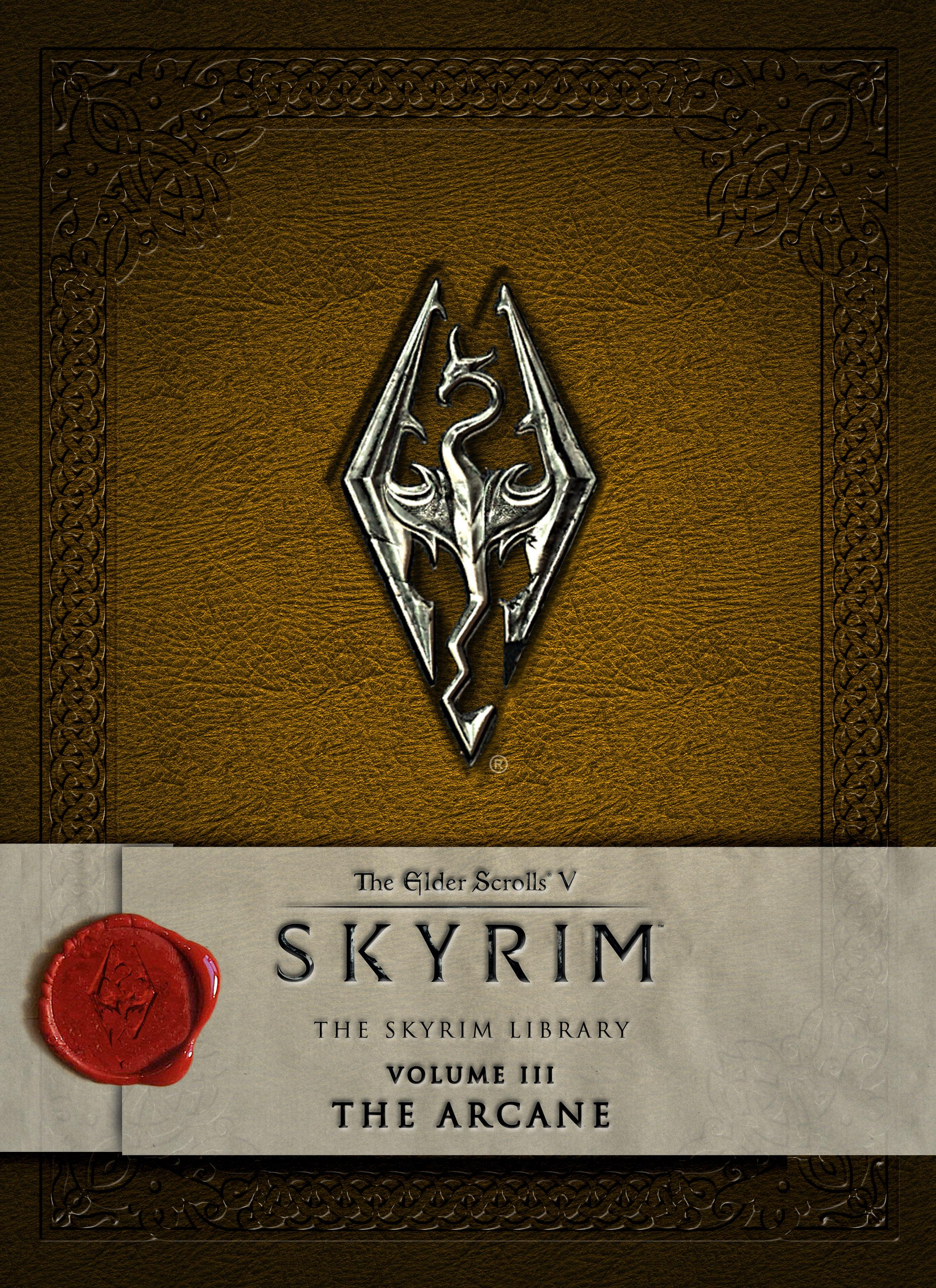 The Elder Scrolls V: Skyrim - The Skyrim Library, Vol. III: The Arcane the elder scrolls v skyrim special edition [pc цифровая версия] цифровая версия