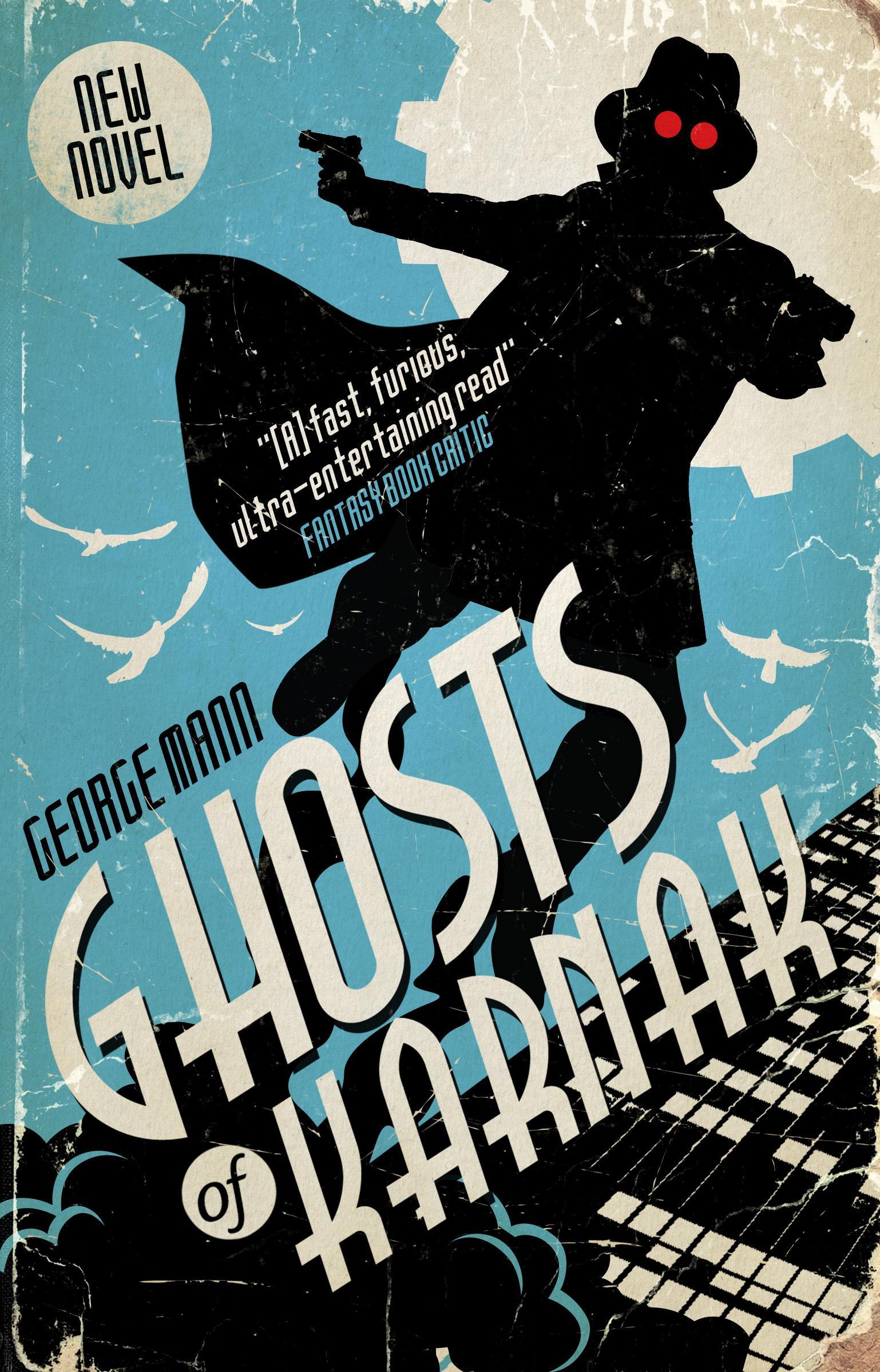 Ghosts of Karnak (A Ghost Novel) a riley bloom novel shimmer