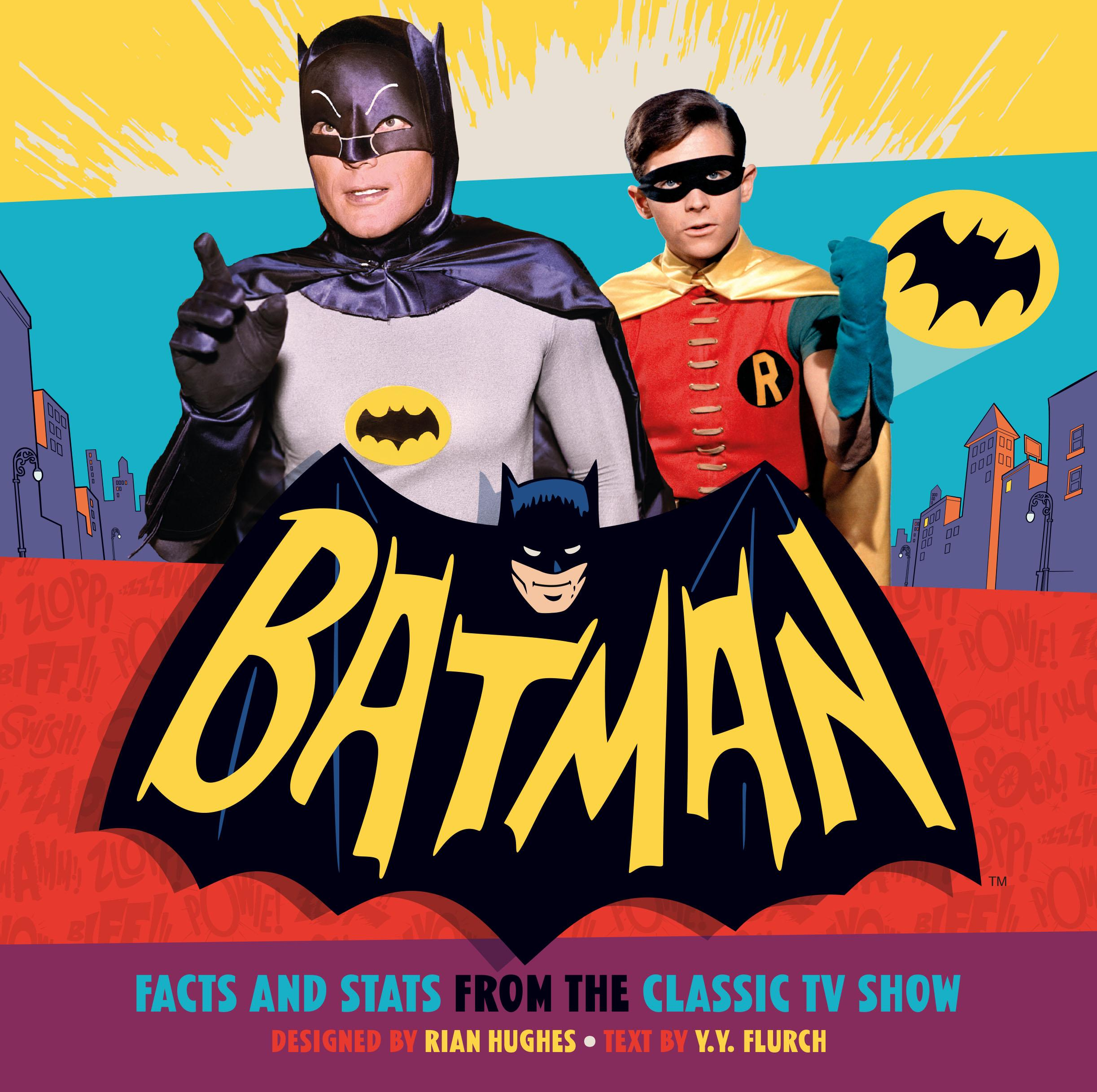 Batman:  Facts and Stats from the Classic Show The ideal gift for any Batman fan!. The Dynamic Duo! Batcave!...