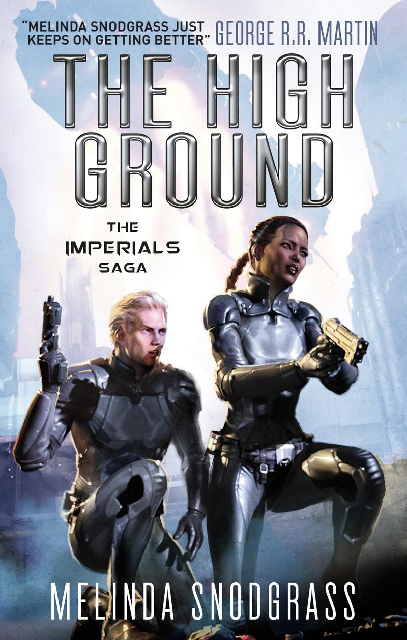 Zakazat.ru: The High Ground (Imperials #1)