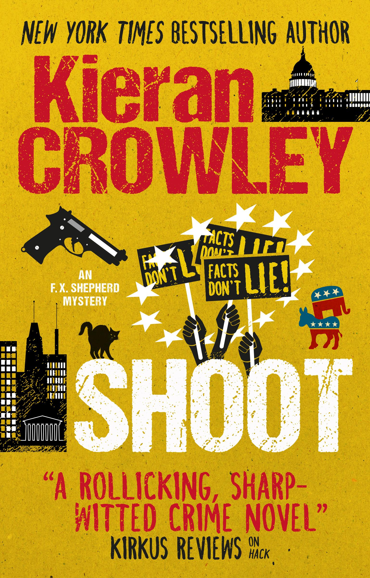 Shoot (an F.X. Shepherd novel)