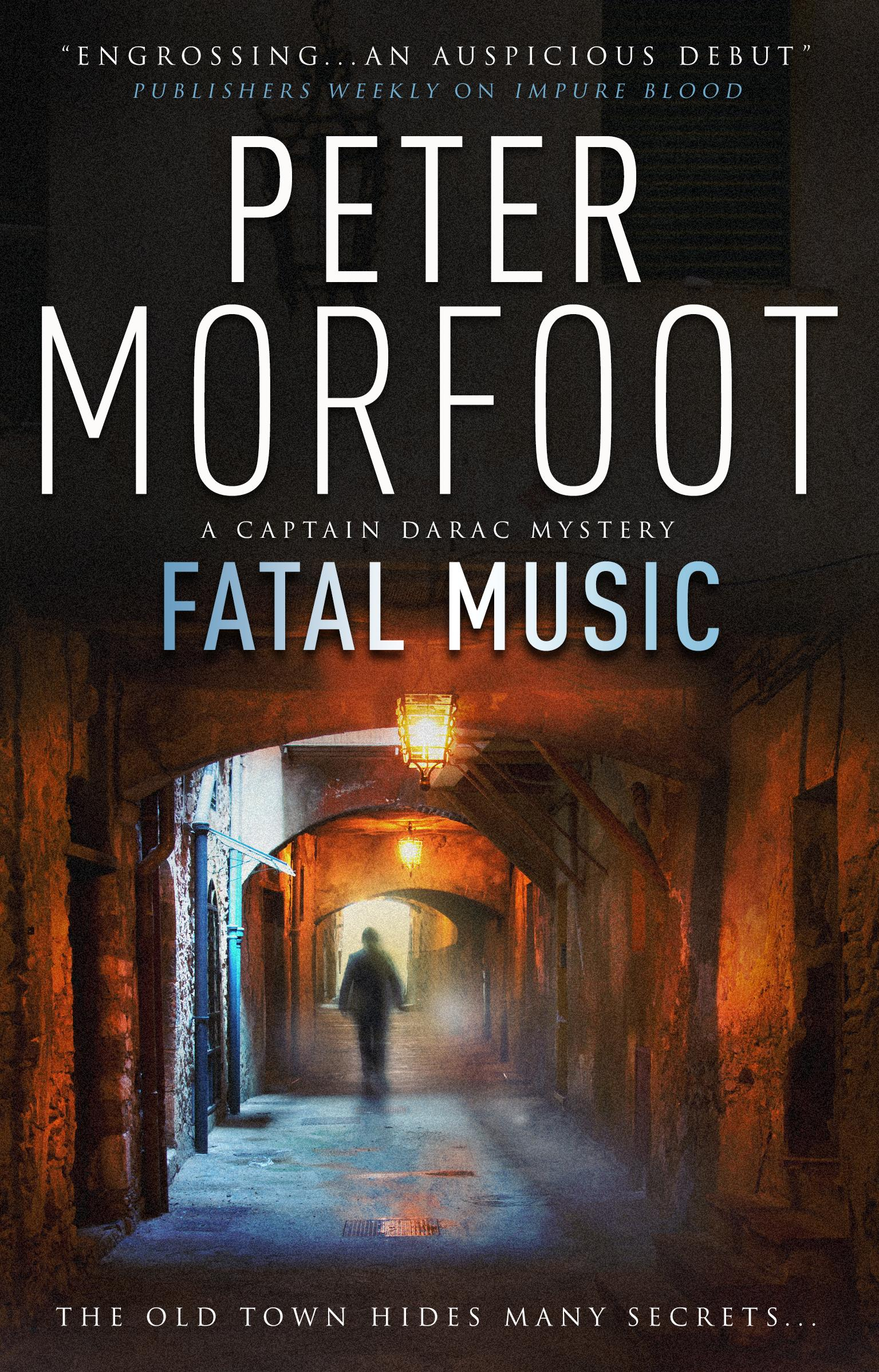 Fatal Music (A Captain Darac Novel 2) the lonely polygamist – a novel