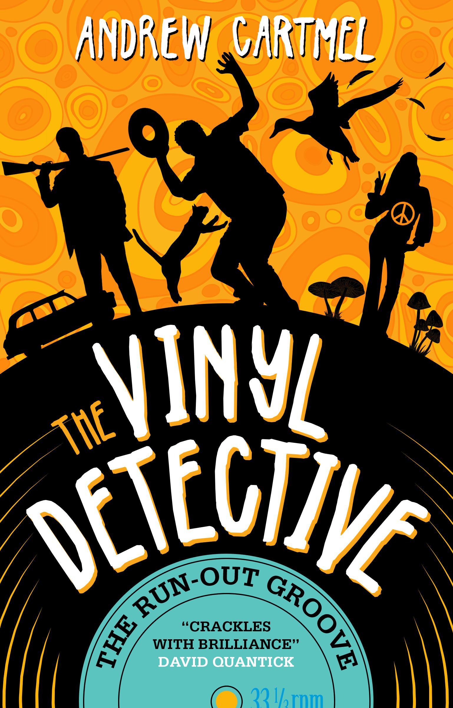 The Vinyl Detective...