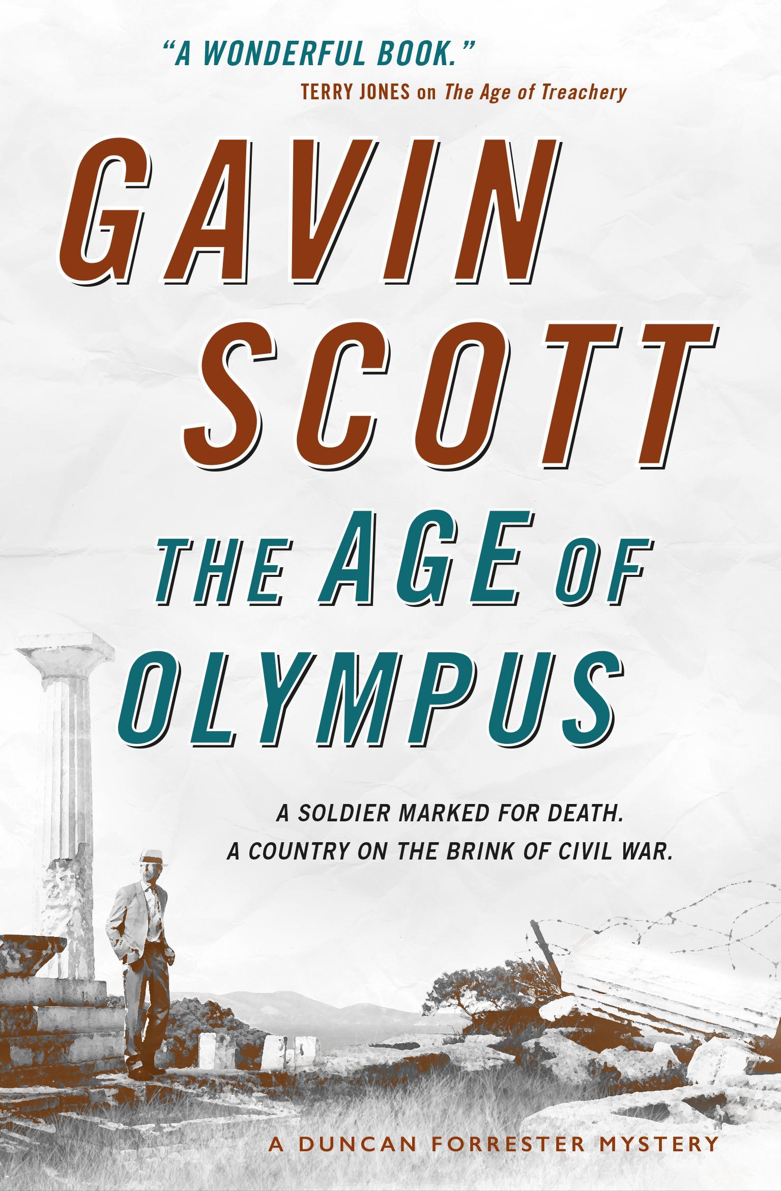 The Age of Olympus (Duncan Forrester Mystery 2) greek iambic poetry – from the seventh to the fifth centuries bc l259 trans west greek