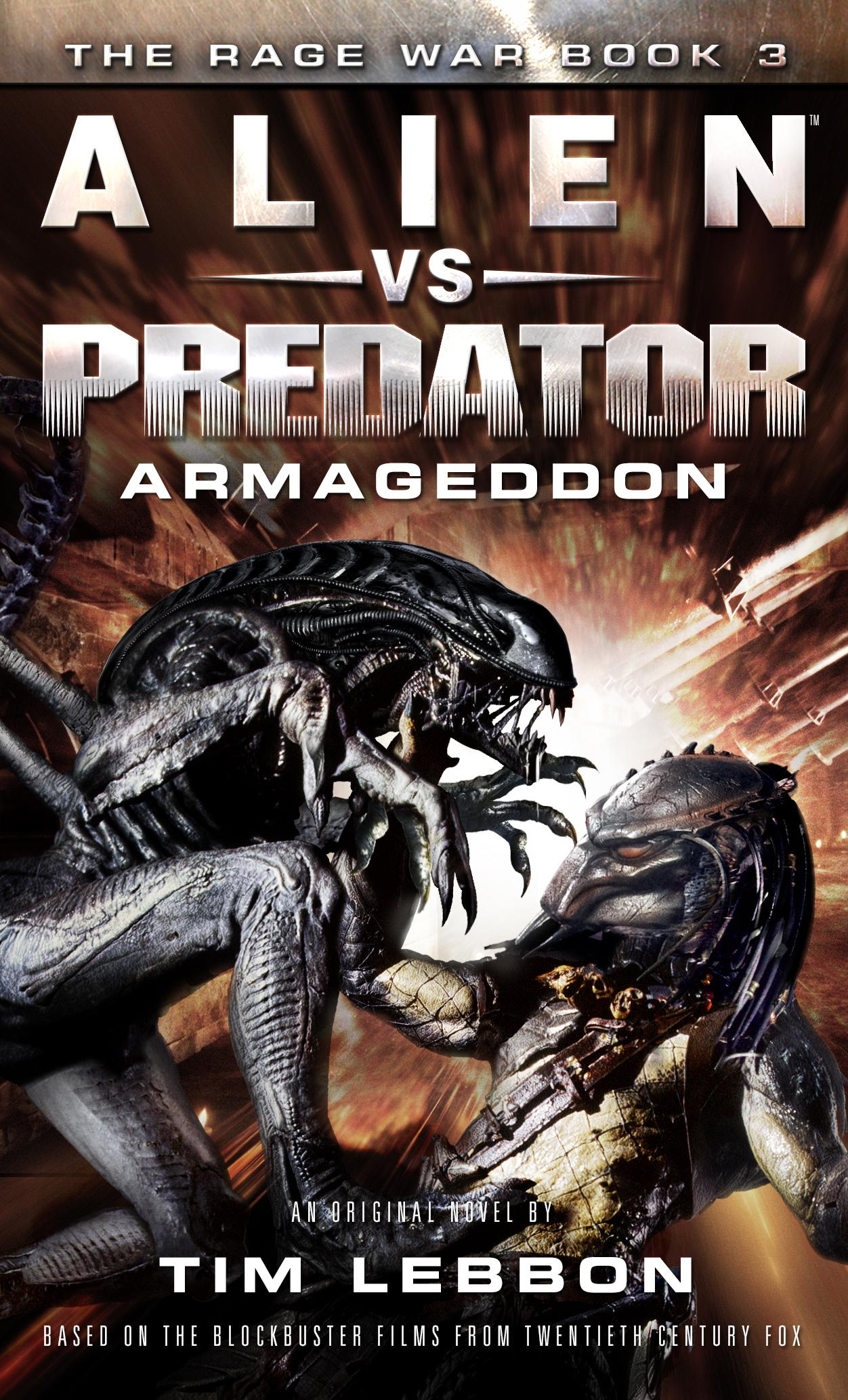 Alien vs. Predator: Armageddon (The Rage War #3) уэллс г война миров the war of the worlds