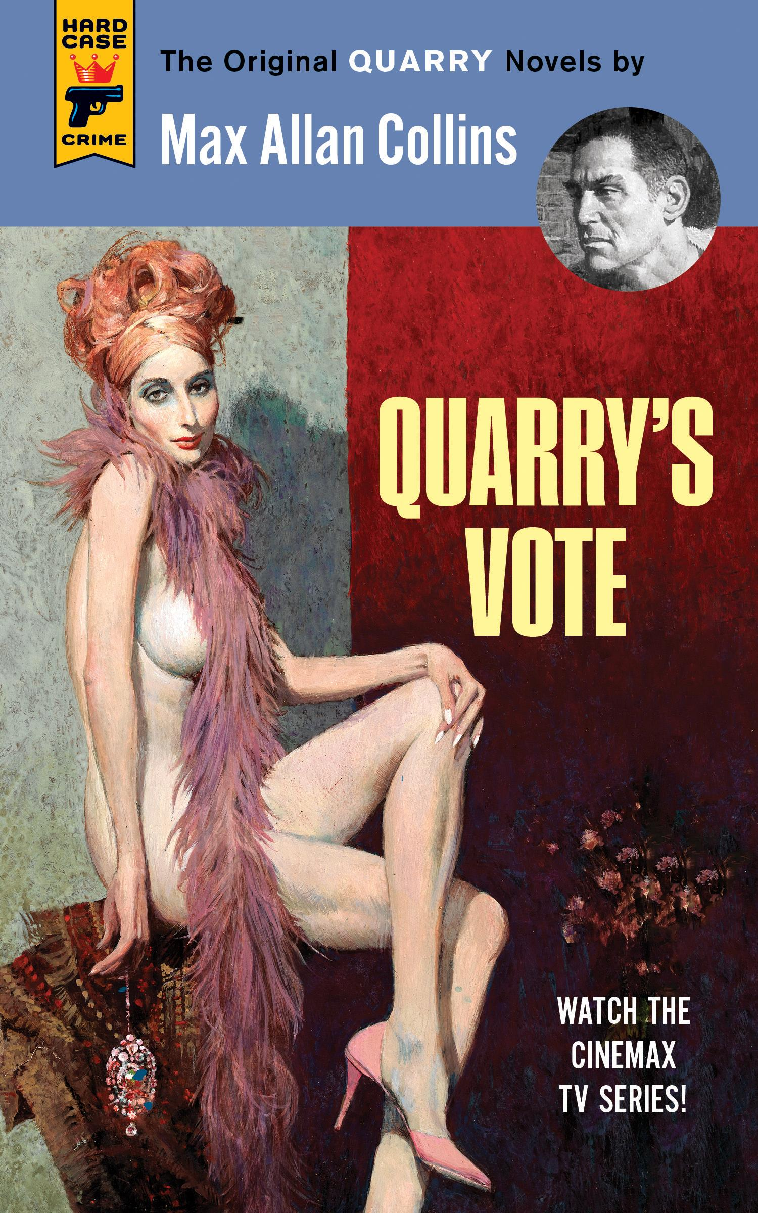 Quarry's Vote after you