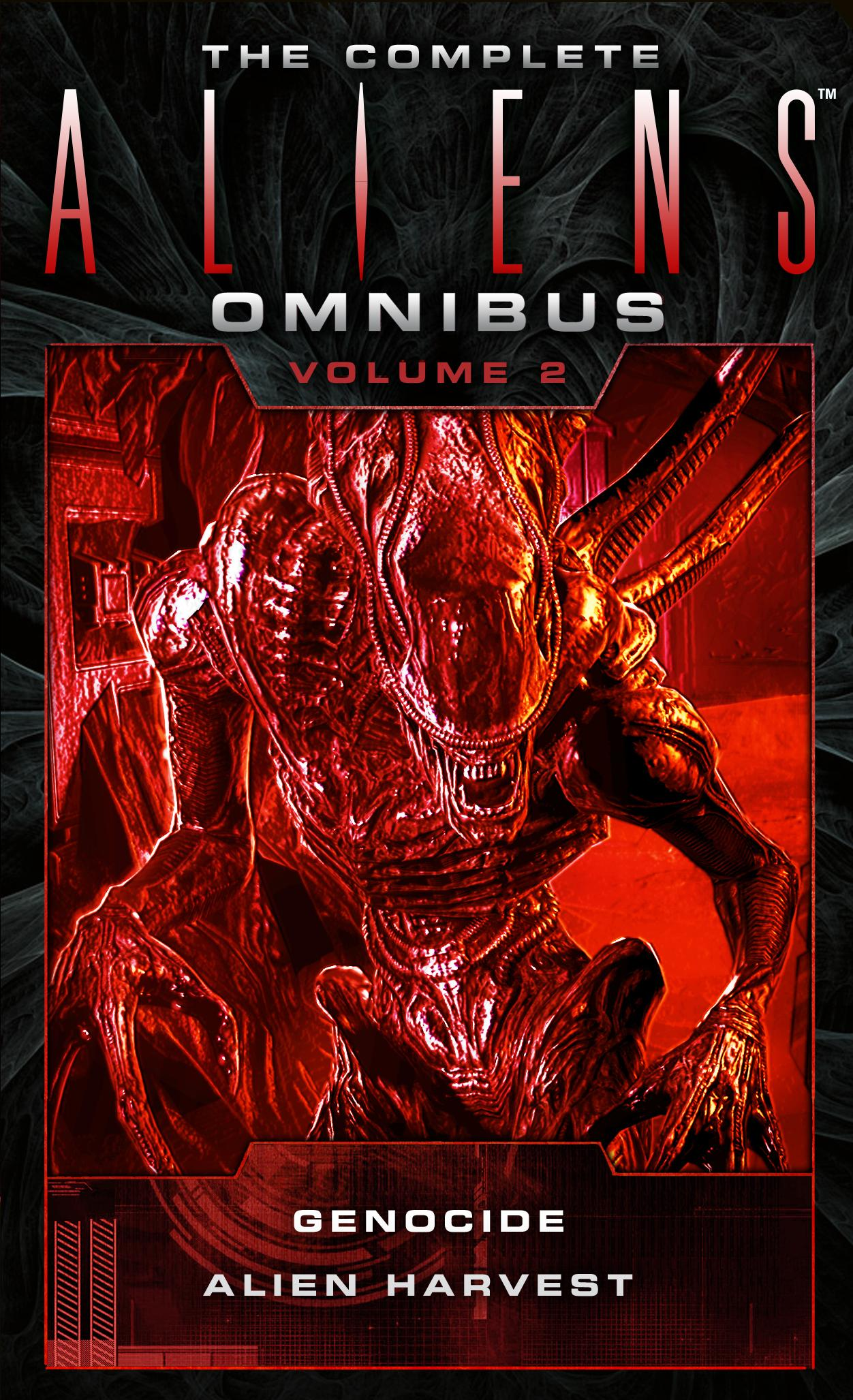 The Complete Aliens Omnibus: Volume Two (Genocide, Alien Harvest) aliens colonial marines