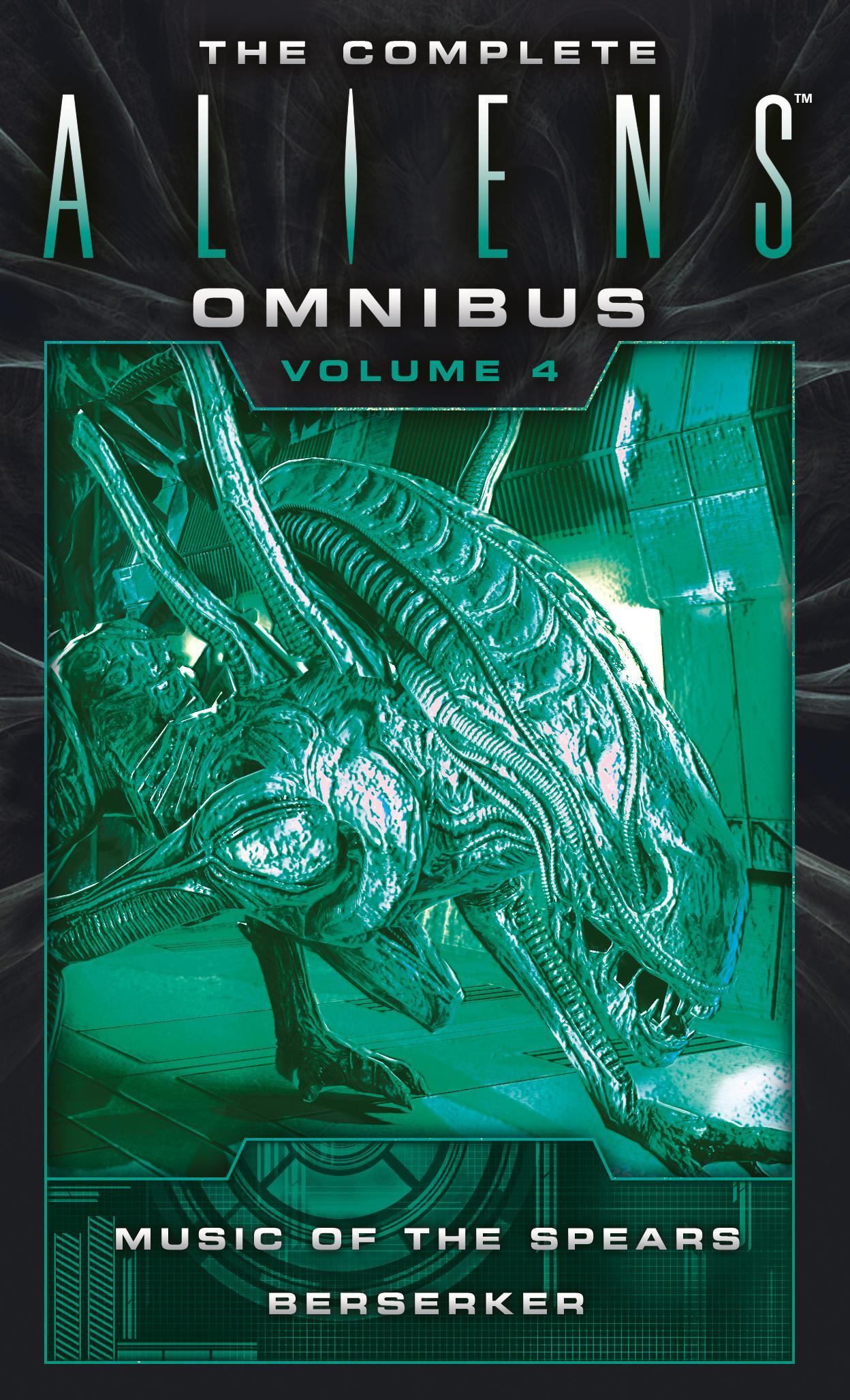 The Complete Aliens Omnibus: Volume Four (Music of the Spears, Beserker) aliens omnibus volume 3