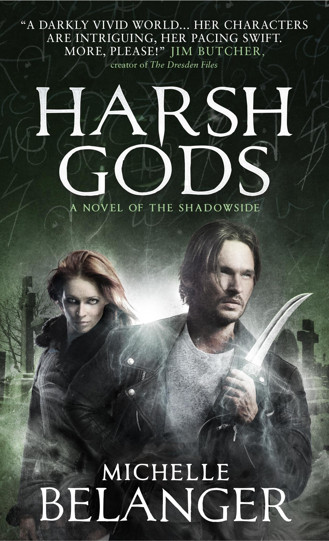 Harsh Gods: (Conspiracy of Angels 2) gods of nabban