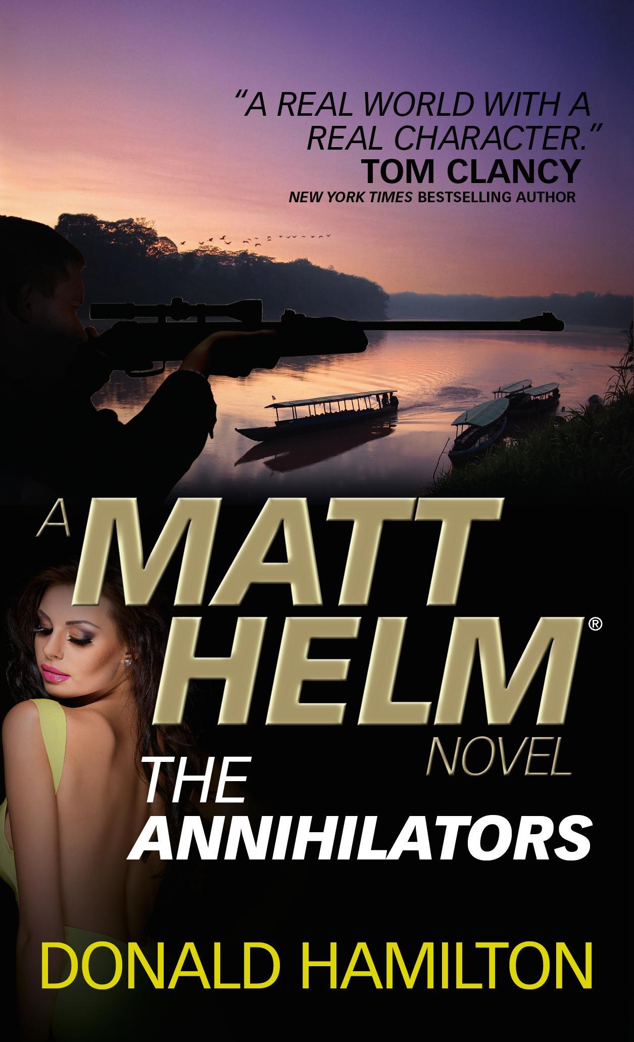 Matt Helm - The Annihilators matt nawill ma085amhul83 matt nawill