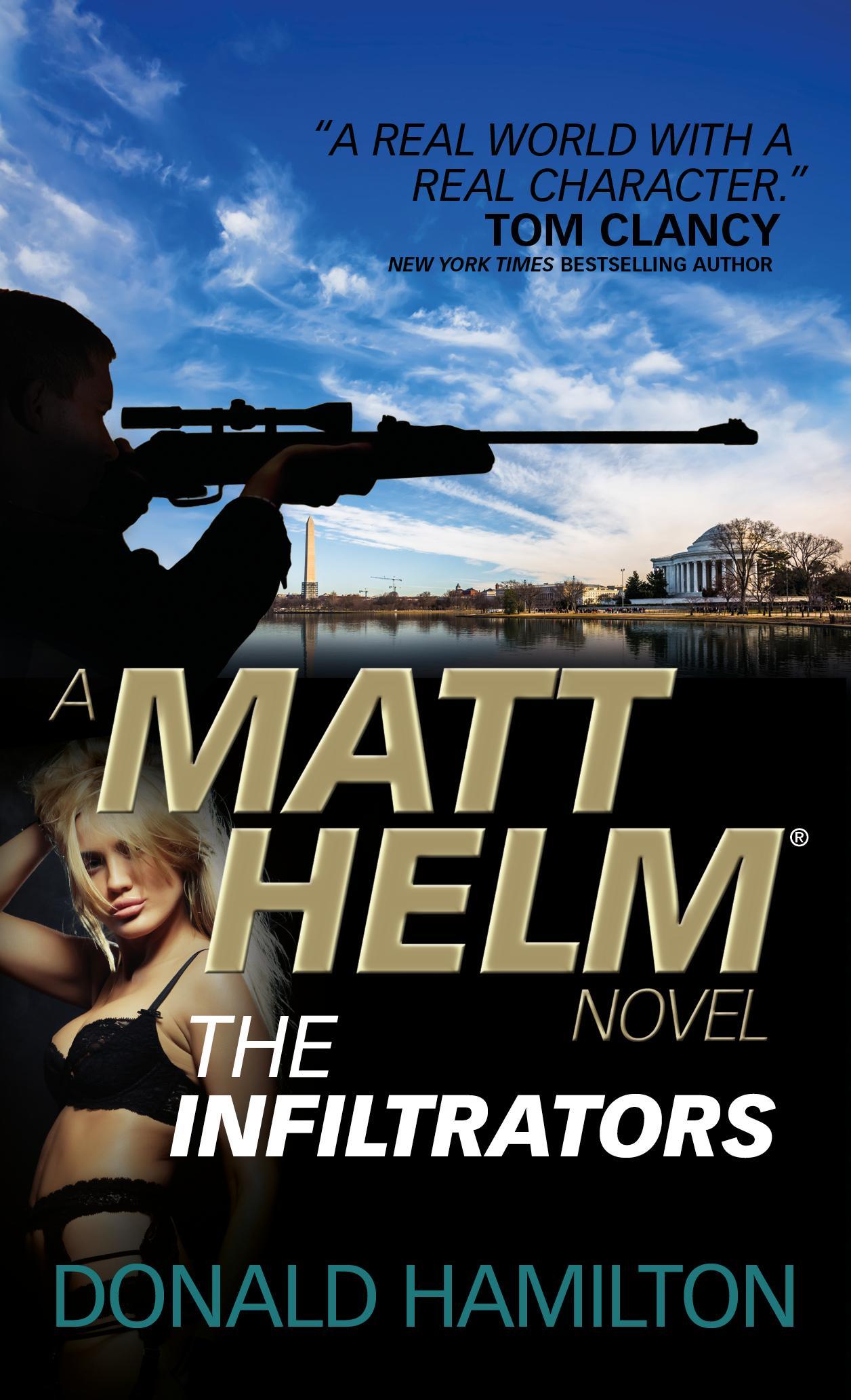Matt Helm - The Infiltrators matt nawill ma085amhul83 matt nawill