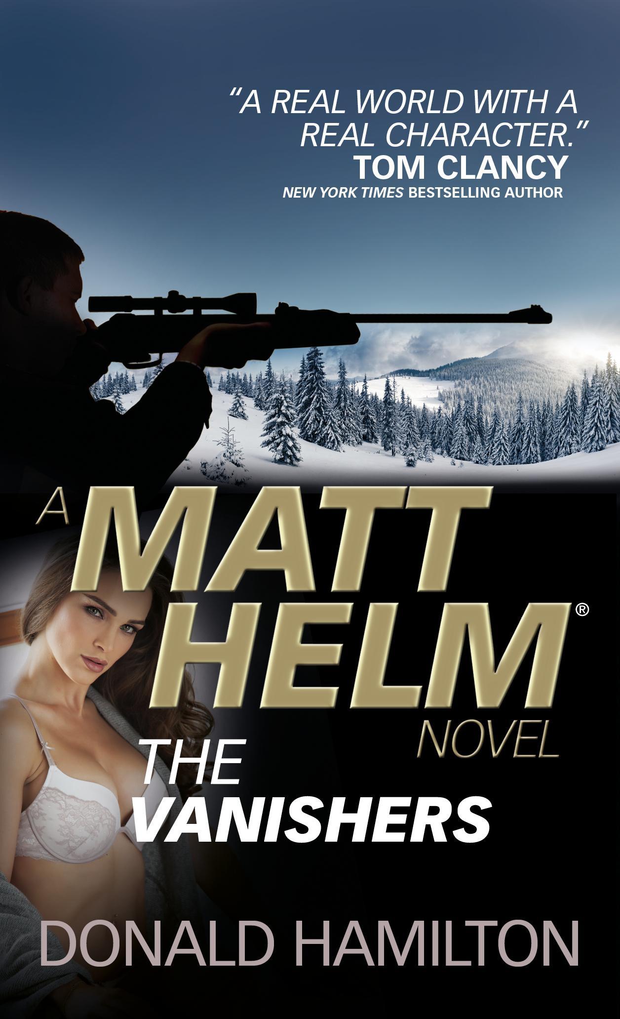 Matt Helm - The Vanishers matt nawill ma085amhul83 matt nawill