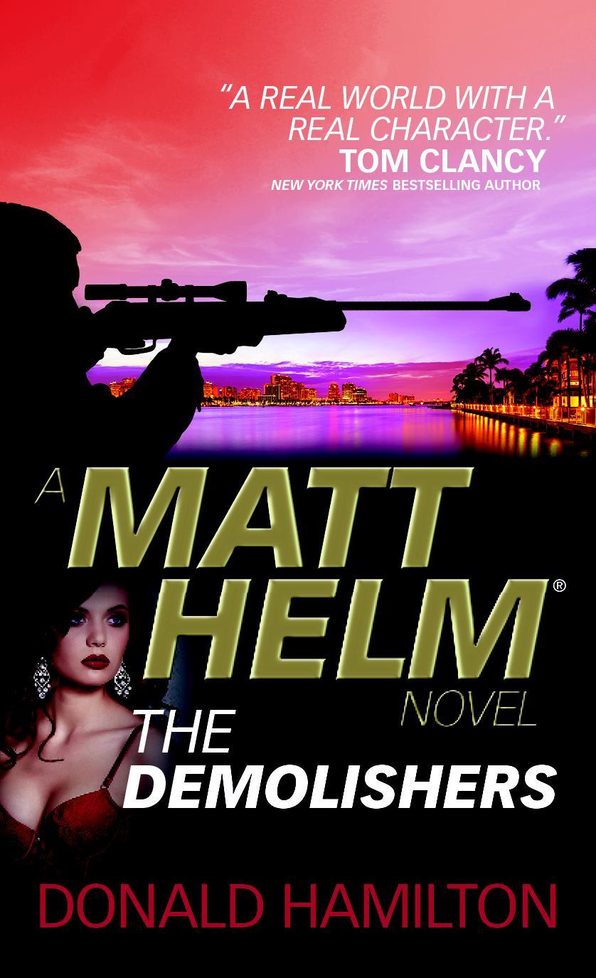 Matt Helm - The Demolishers matt nawill ma085amhul83 matt nawill