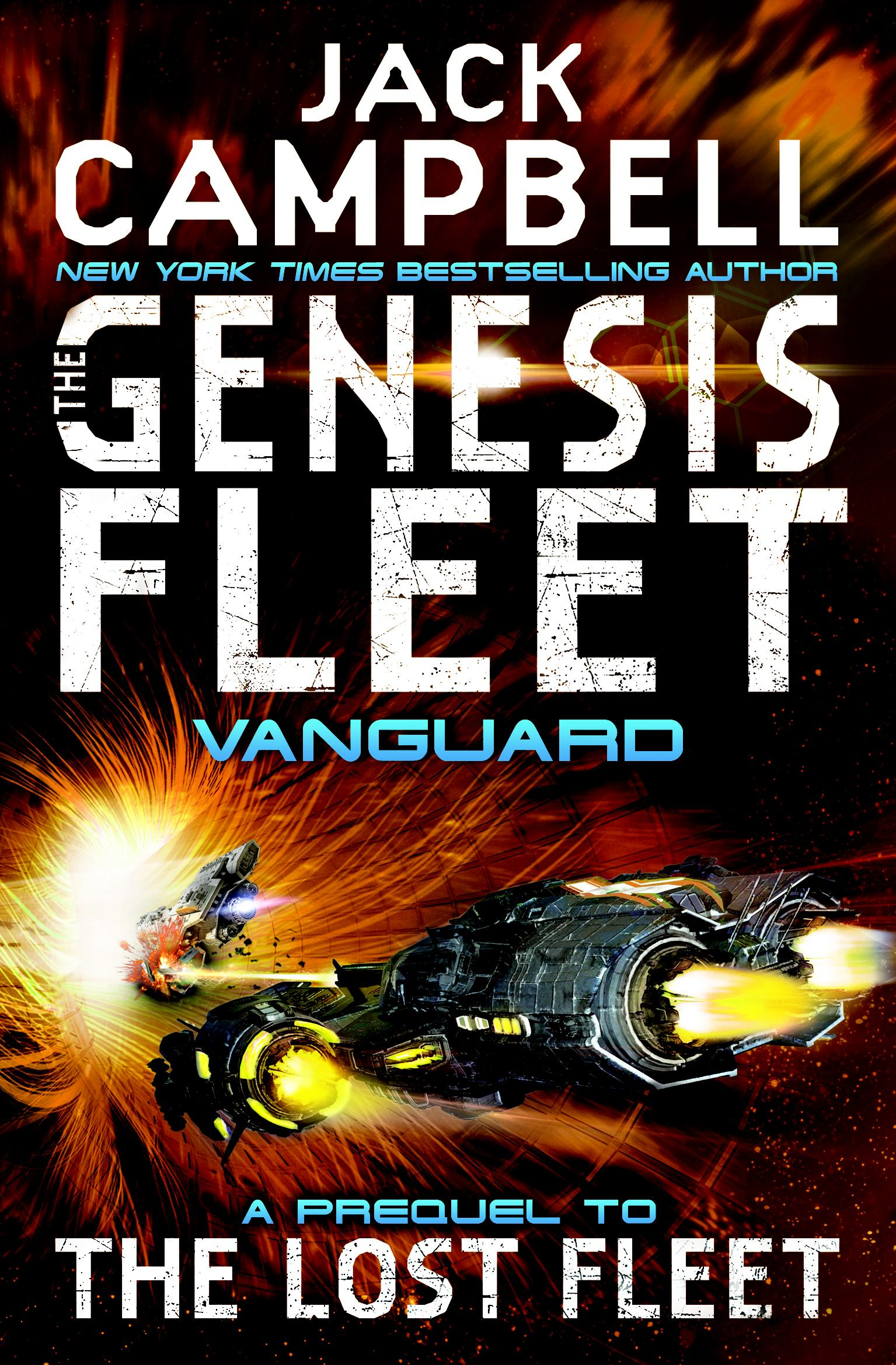 The Genesis Fleet - Vanguard (Book 1) genesis genesis the lamb lies down on broadway