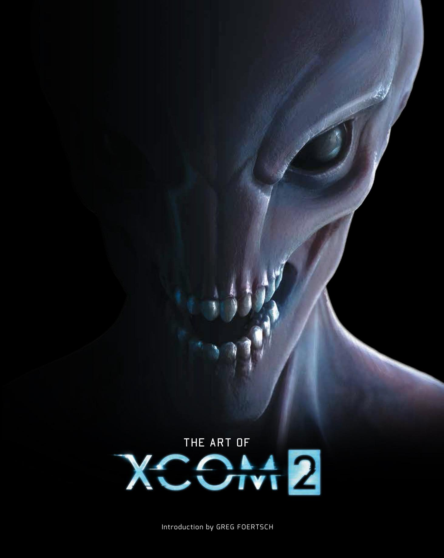 The Art of Xcom 2 verne j from the earth to the moon and round the moon