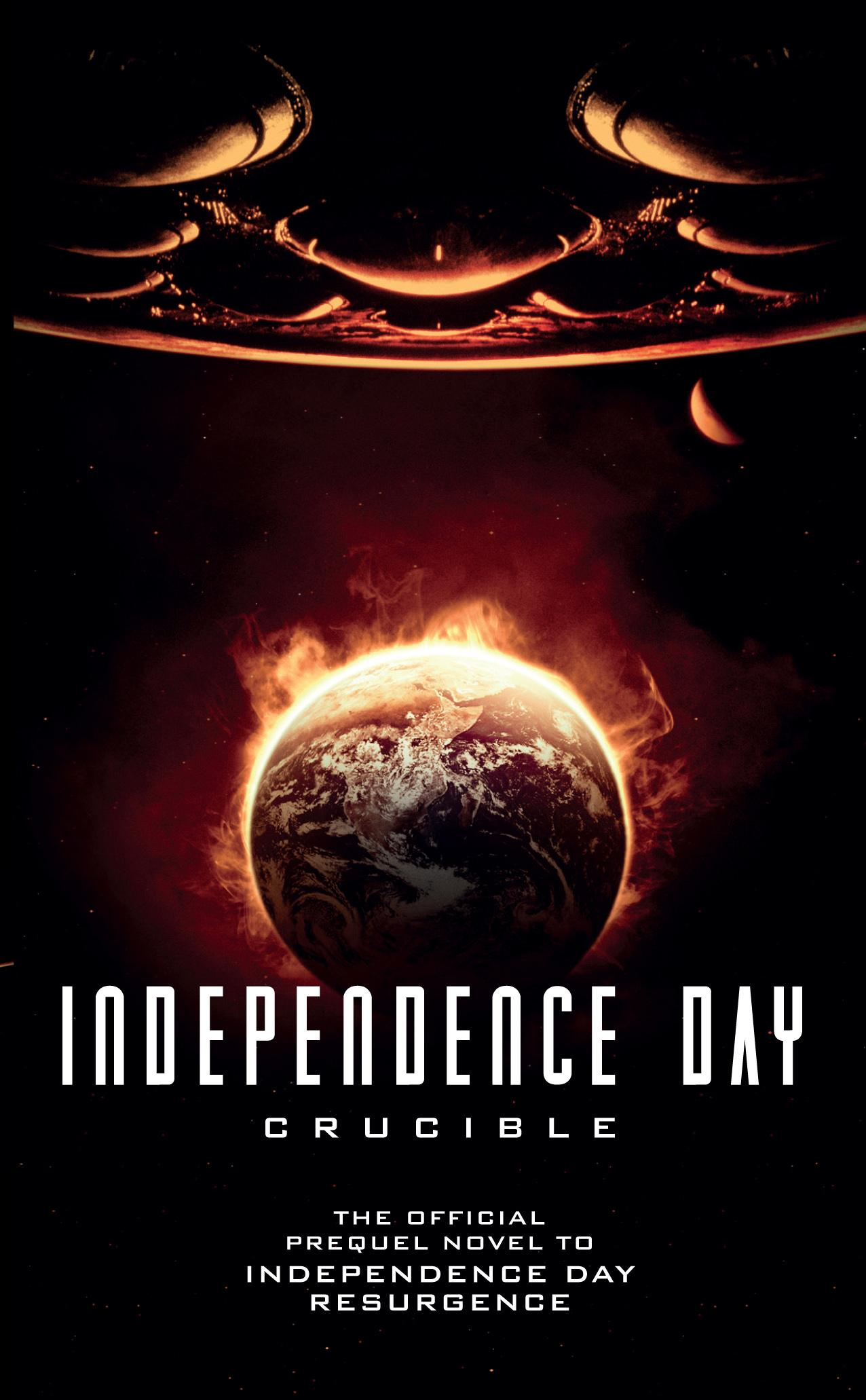 Independence Day: Crucible violet ugrat ways to heaven colonization of mars i