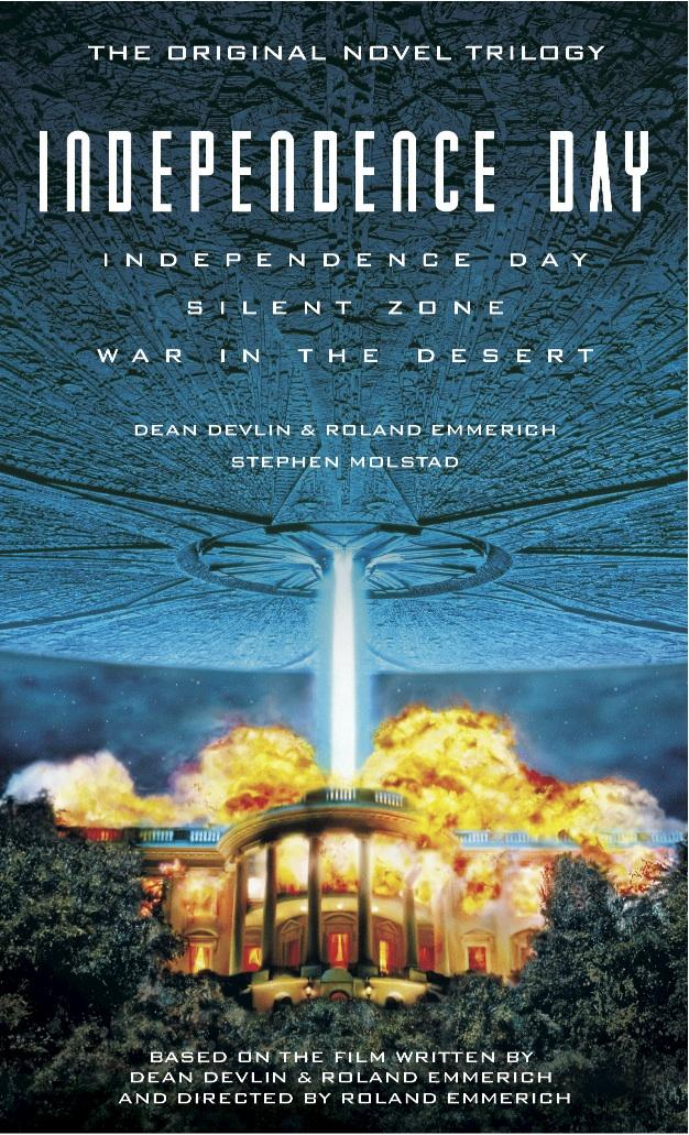 The Complete Independence Day Omnibus the zone