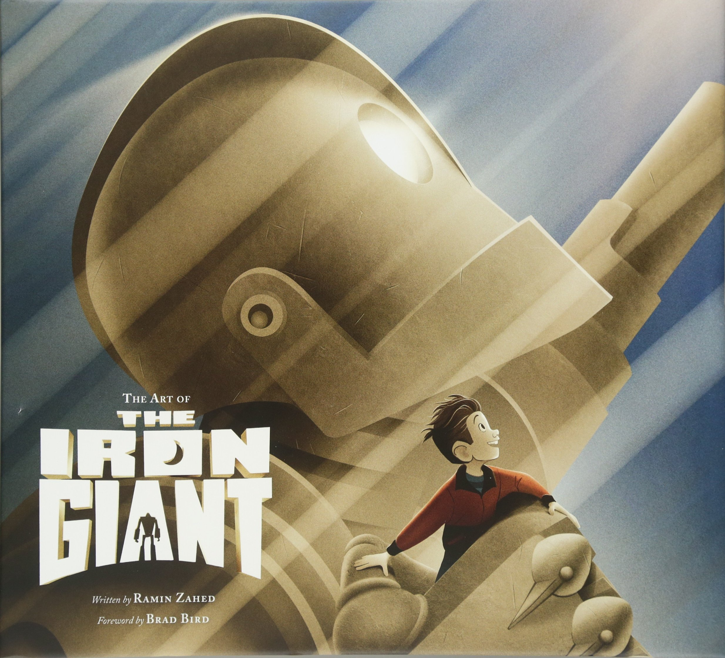 The Art of The Iron Giant the art of battlefield 1