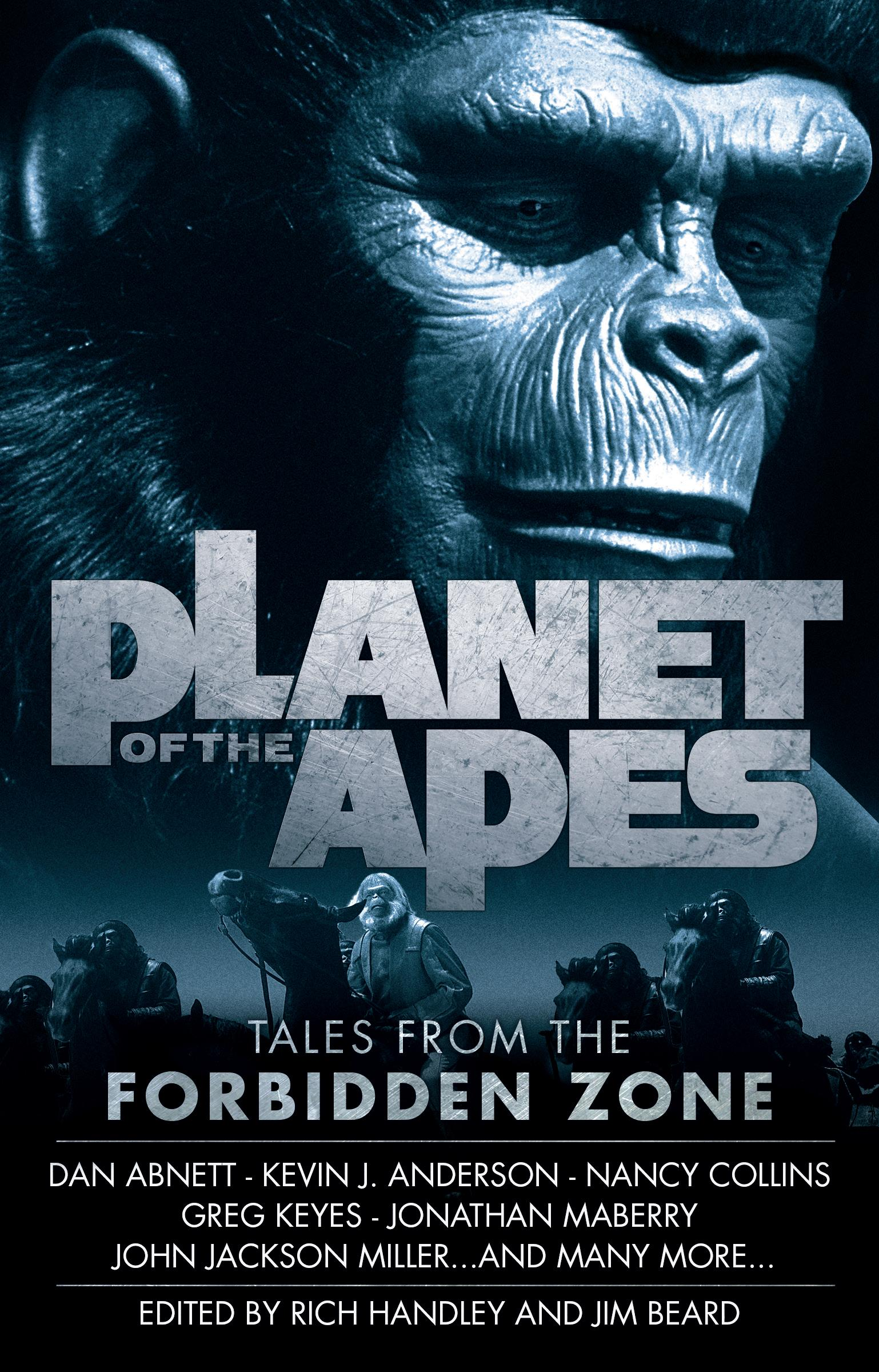 Planet of the Apes: Tales from the Forbidden Zone виниловая пластинка guano apes bel air 2 lp