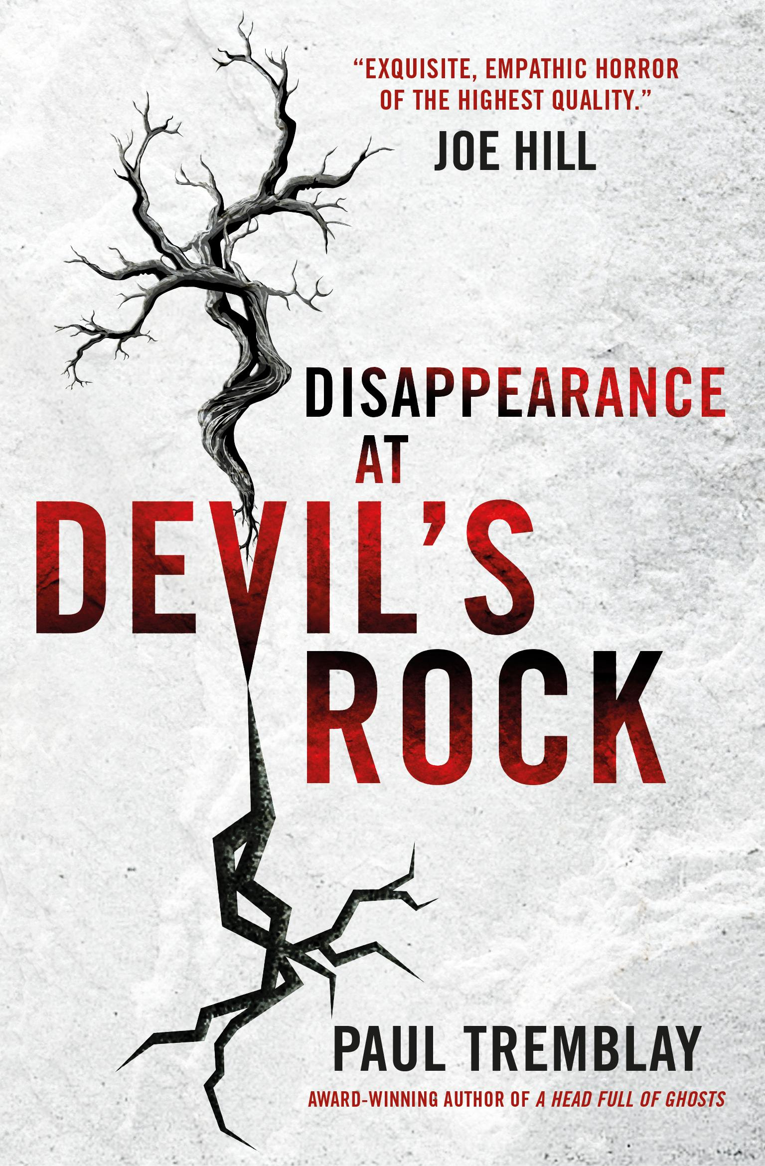 Disappearance at Devil's Rock anatomy of a disappearance