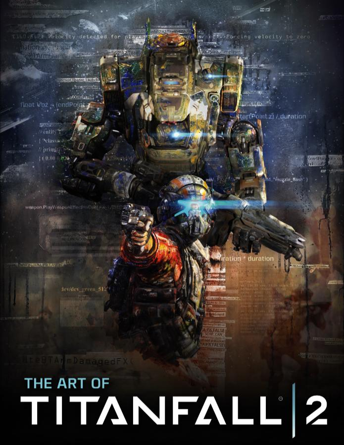 The Art of Titanfall 2 paul wood western art and the wider world