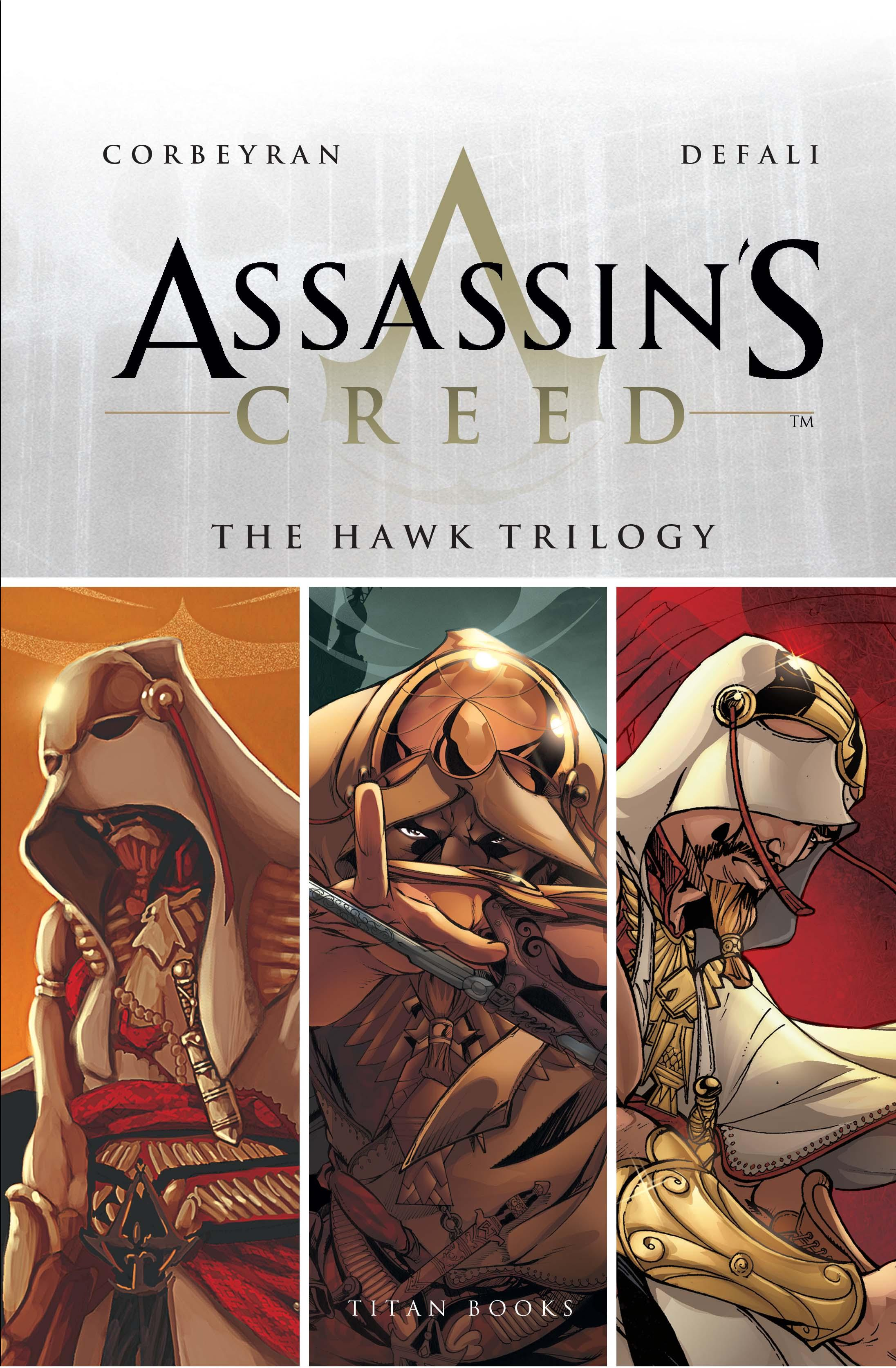 Assassin's Creed – The Hawk Trilogy knights of sidonia volume 6
