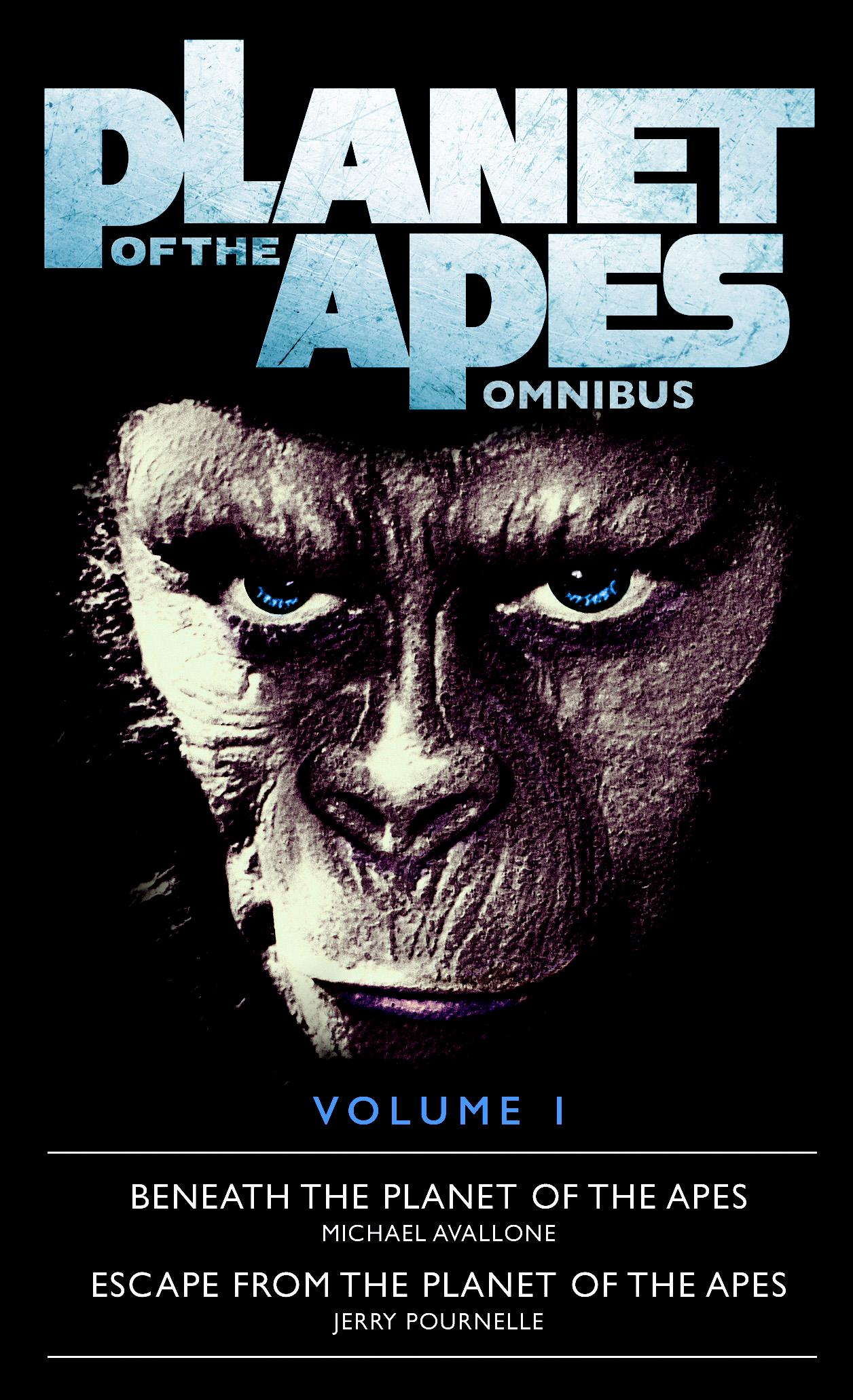 Planet of the Apes Omnibus 1 guano apes guano apes proud like a god 180 gr colour