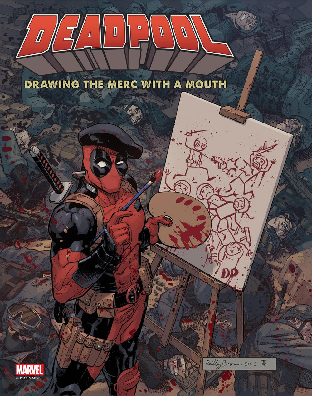 Deadpool: Drawing the Merc with a Mouth the art of adding and the art of taking away – selections from john updike s manuscripts