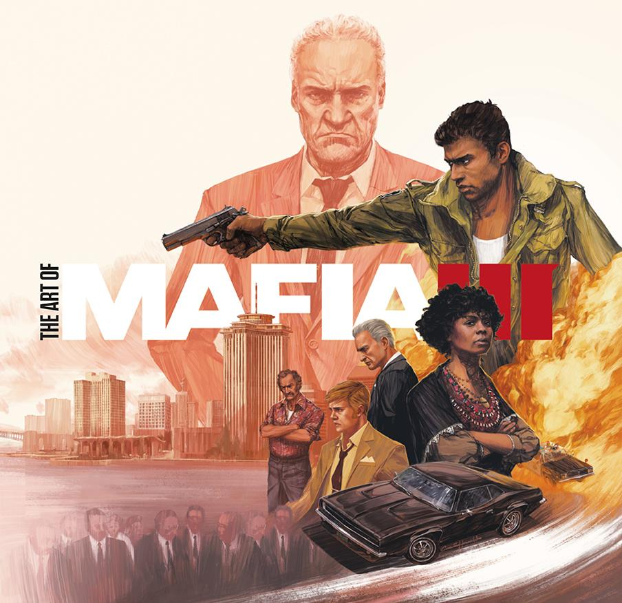 The Art of Mafia III the art of battlefield 1