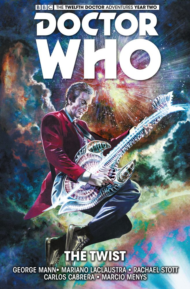 Doctor Who : The Twelfth Doctor Volume 5 - The Twist doctor who the pirate planet 4th doctor tv soundtrack