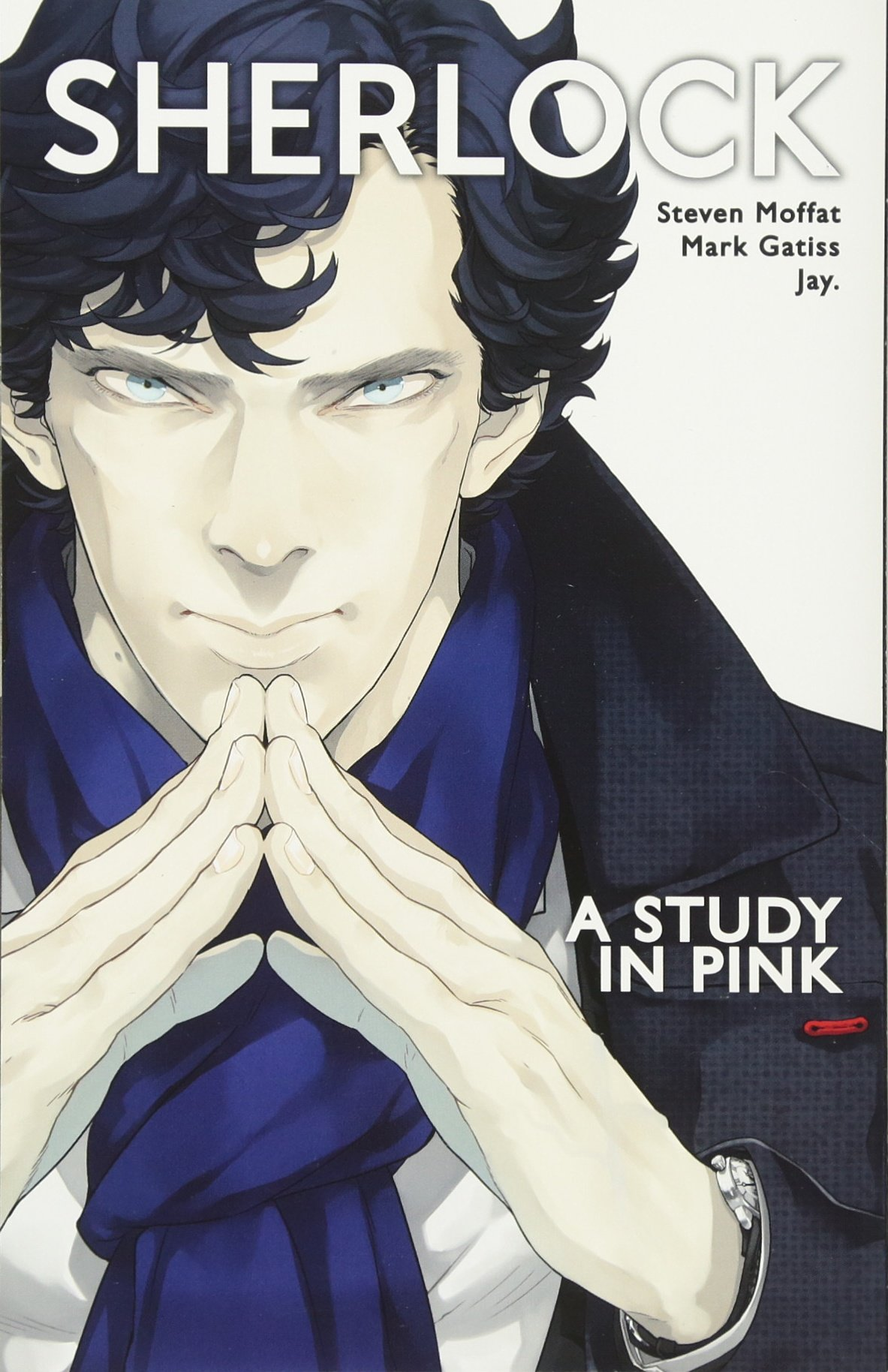 Sherlock: A Study in Pink bilingual sherlock holmes book part i a study in scarlet in chinese and english