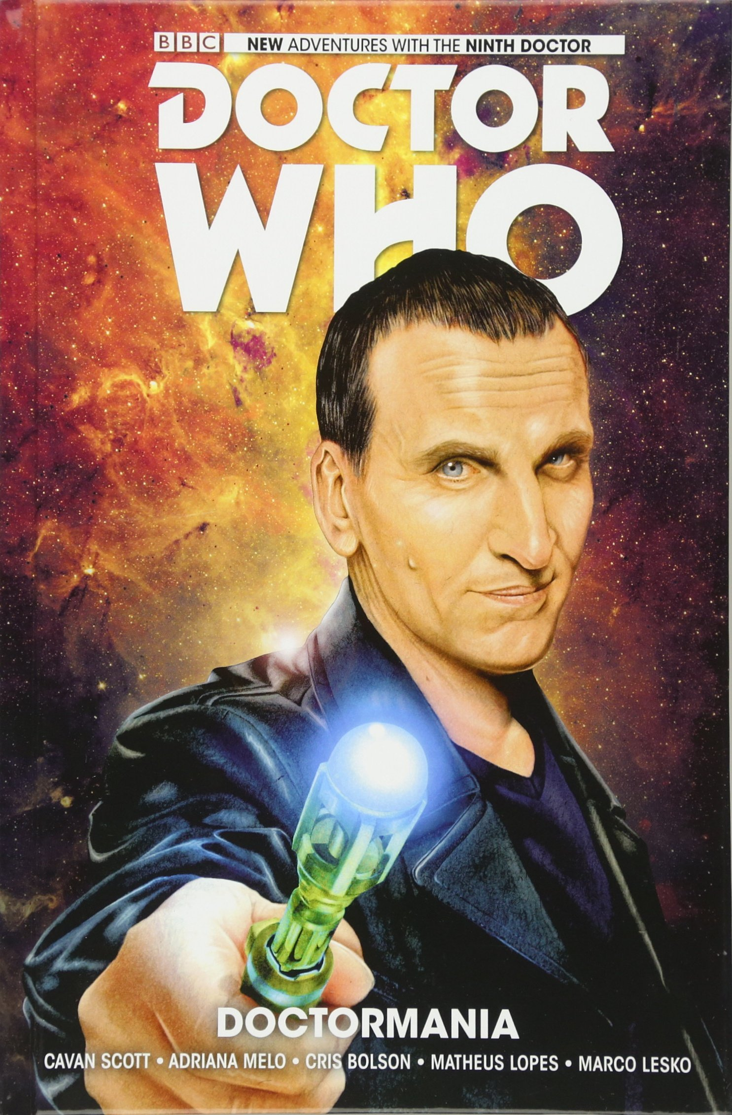Doctor Who: The Ninth Doctor Volume 2 - Doctormania сарафаны doctor e сарафан