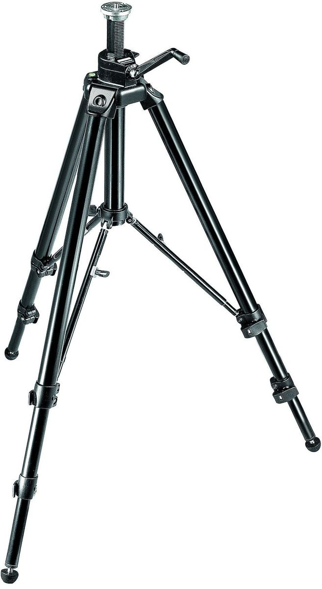 Manfrotto 475B, Black штатив