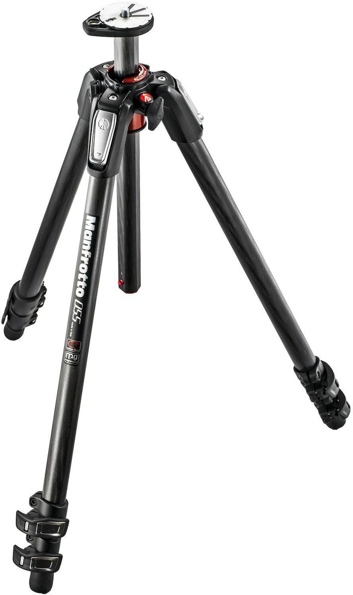 Manfrotto MT055CXPRO3, Black штатив
