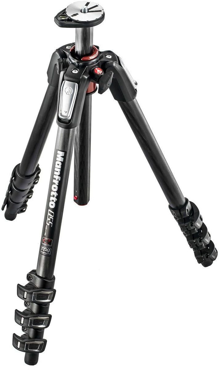 Manfrotto MT055CXPRO4, Black штатив