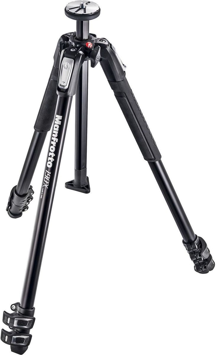 Manfrotto MT190X3, Black штатив